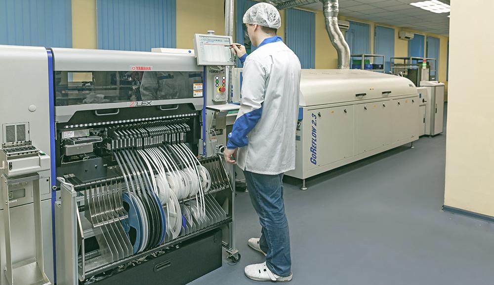 Автомат установки компонентов Yamaha YSM-20 Z:LEX