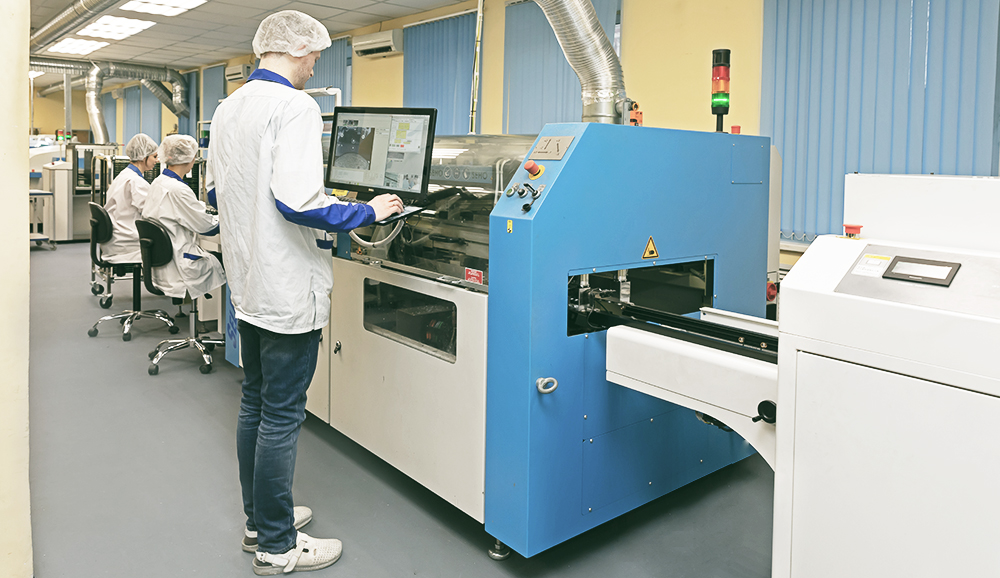 Оптическая инспекция печатных плат