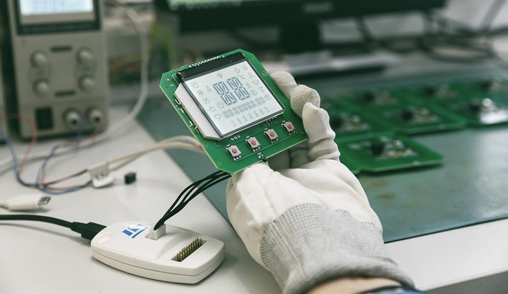 Функциональное тестирование электрокомпонентов